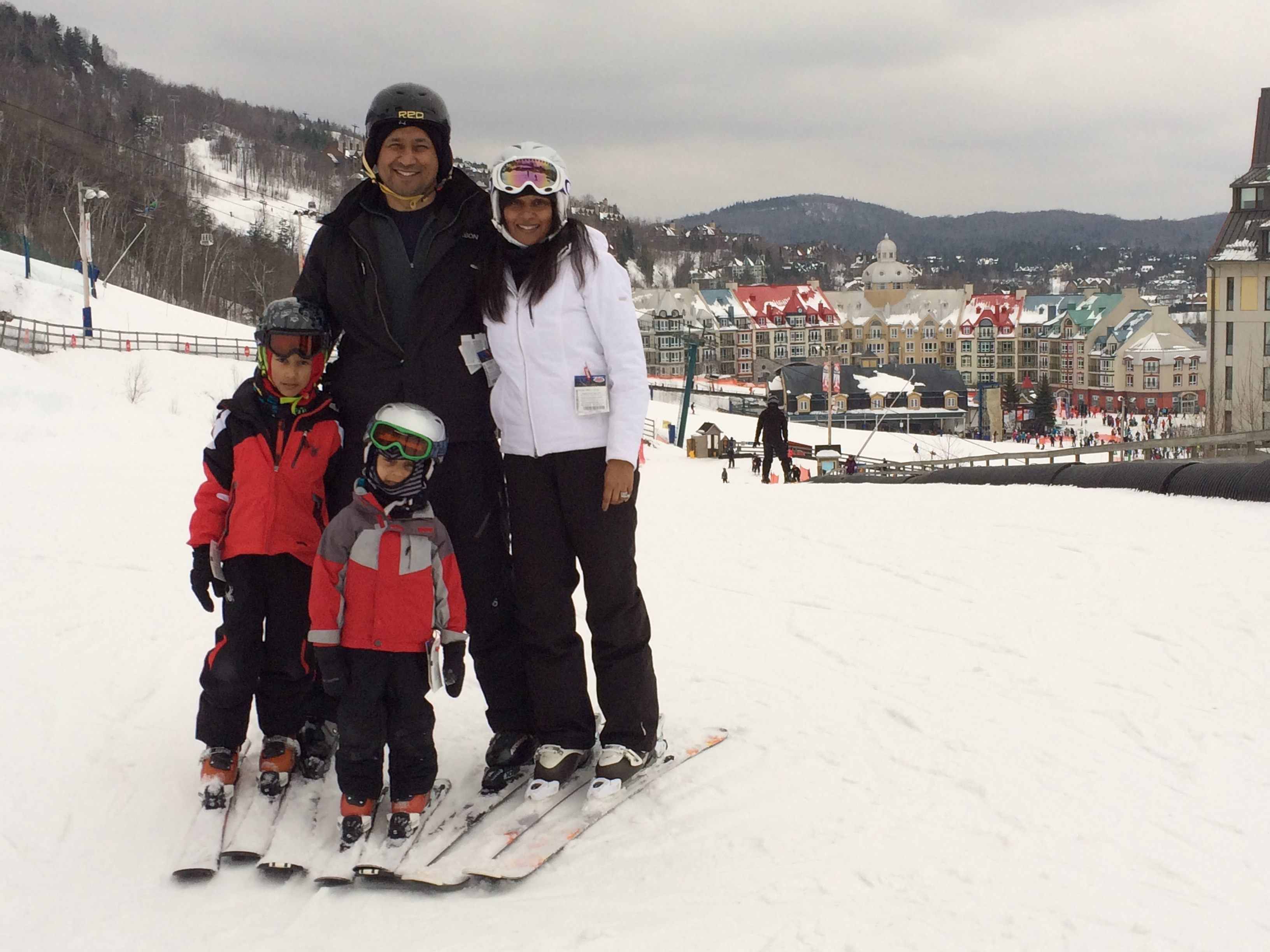 To Ski or Not to Ski this March Break