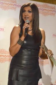 Masalamommas launch Karen Johnson MC
