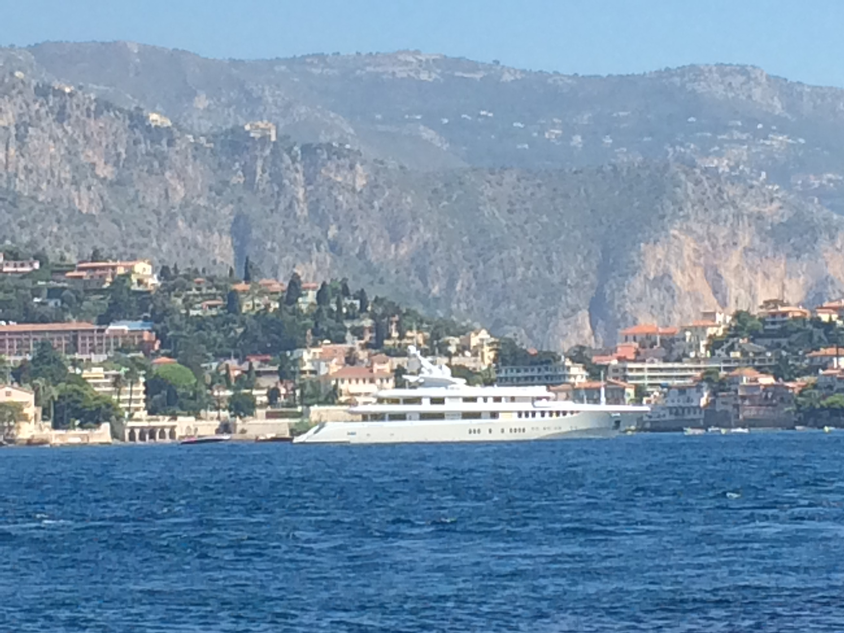 """Europe Here we come Part 2  """"Villefranche, France"""""""