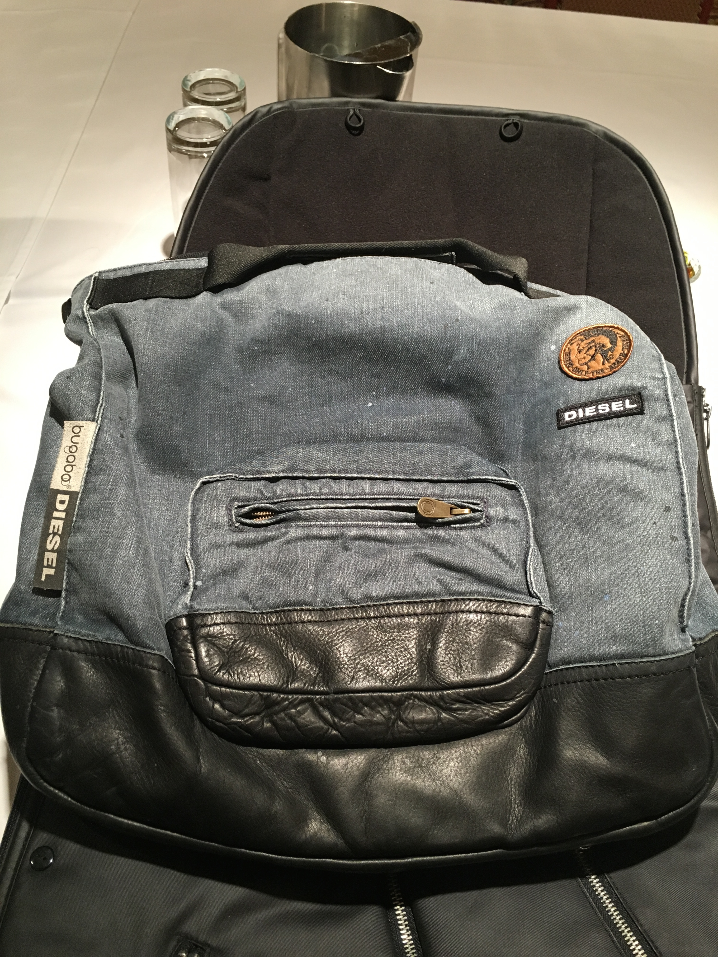 Styling Diaper Bag